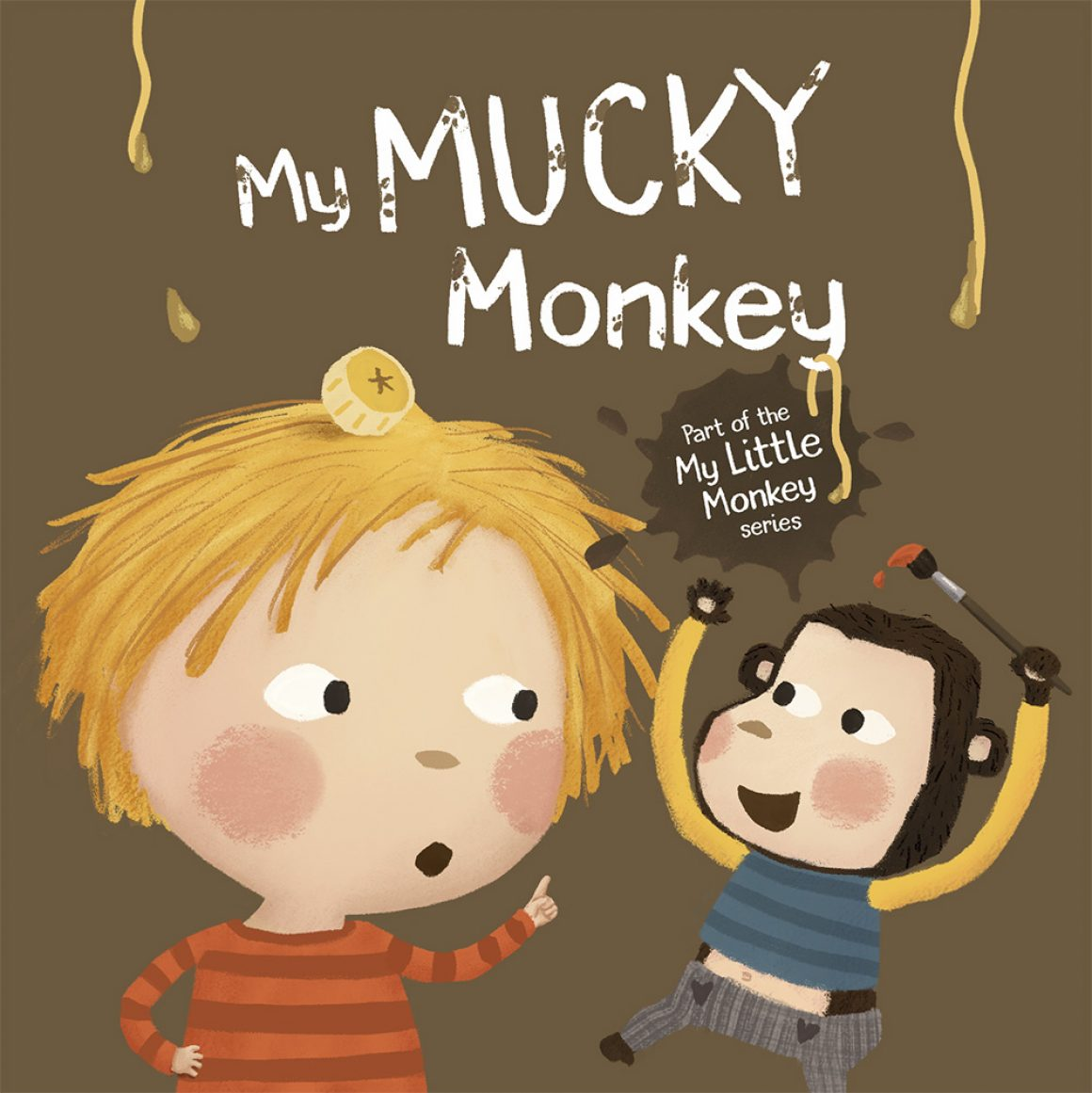 My Mucky Monkey