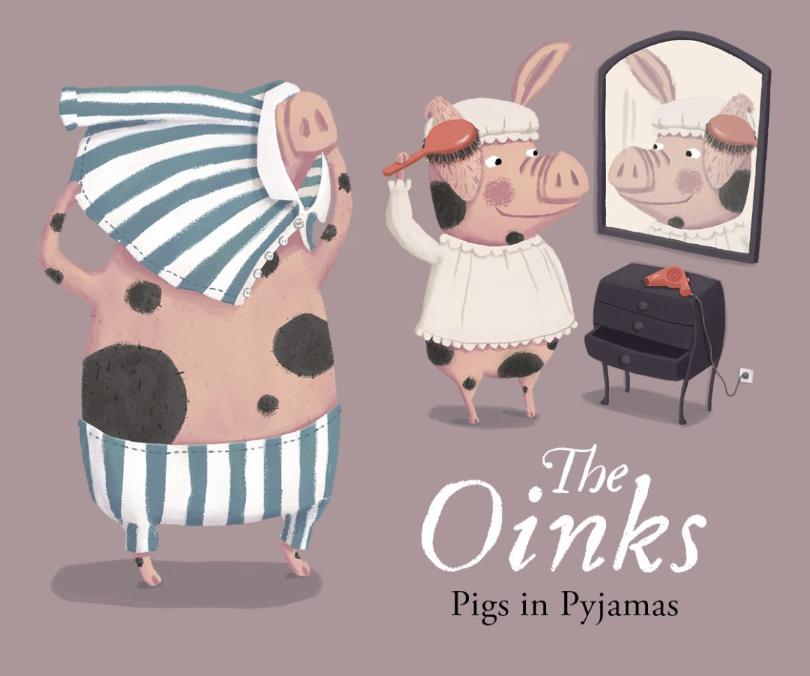 The Oinks PiP 1200w