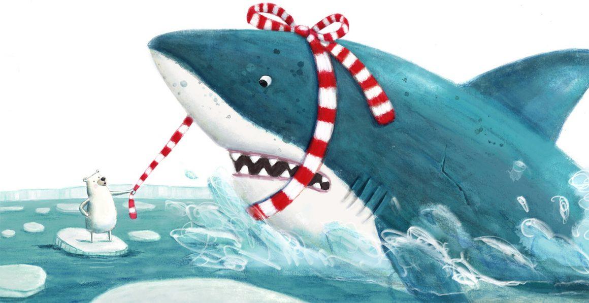 HugoHug Shark Rough