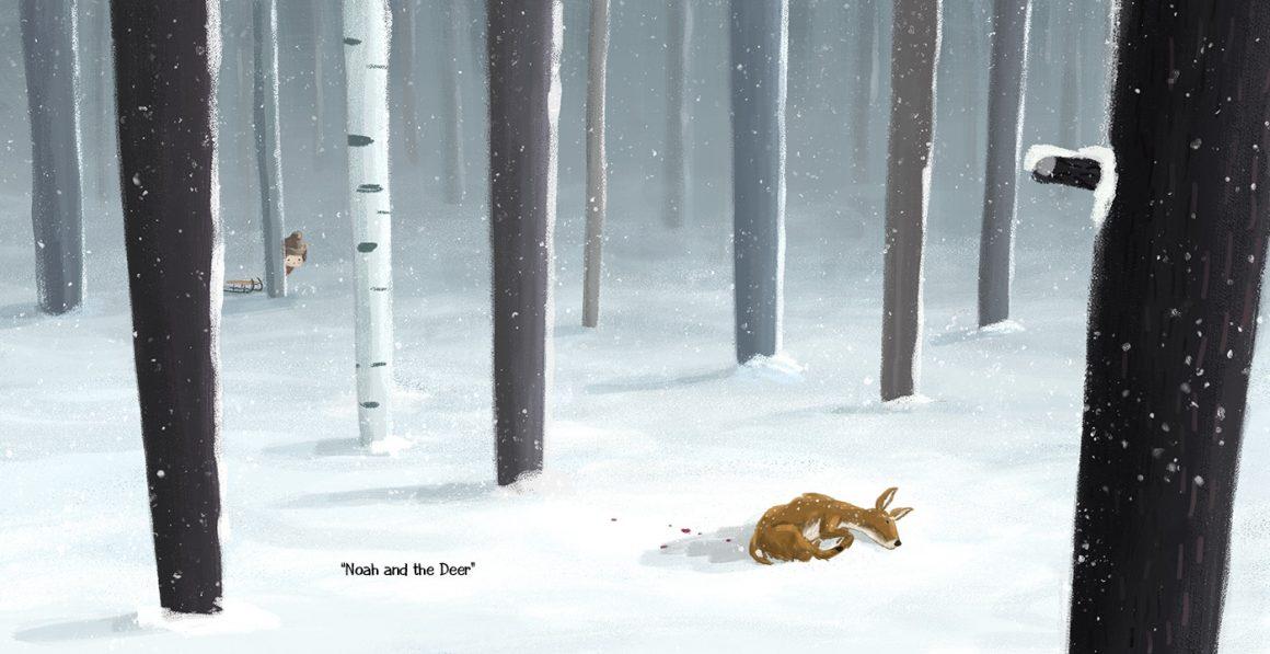 Noah and the Deer
