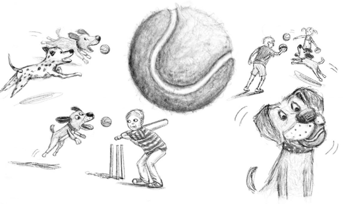 WW Ball Sketches