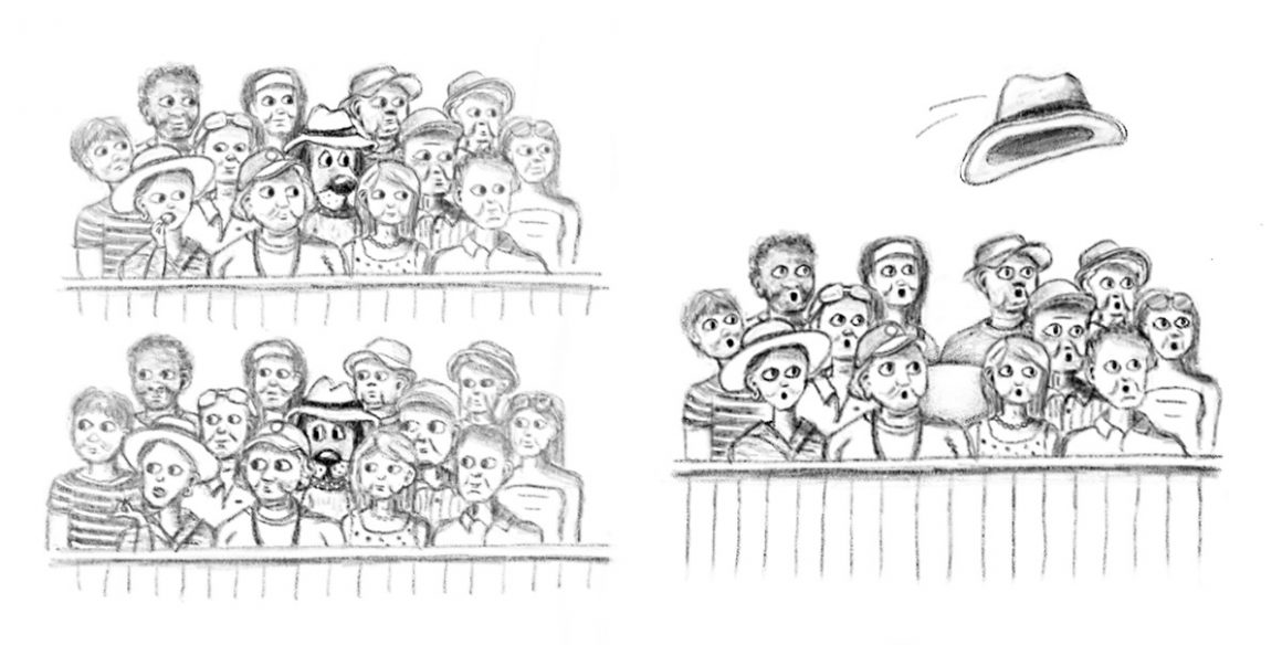 WW Spectator Sketch