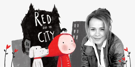 Red and the City Interview with Marie Voigt