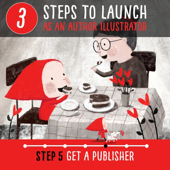 How to become a published author illustrator – Step 5 How to get the best publishing deal
